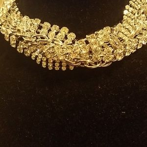 Diamond Twist necklace